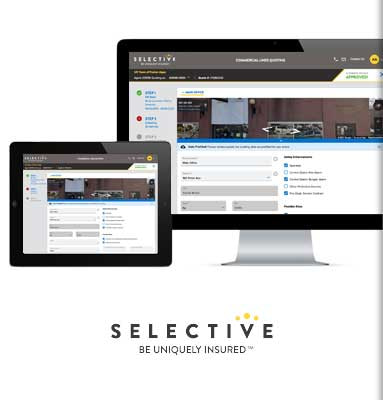 Selective Small Business UX Design